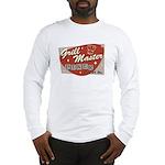 Grill Master Retro Long Sleeve T-Shirt
