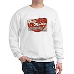Grill Master Retro Sweatshirt