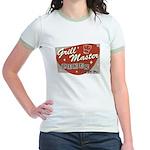 Grill Master Retro Jr. Ringer T-Shirt