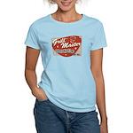 Grill Master Retro Women's Light T-Shirt