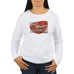 Grill Master Retro Women's Long Sleeve T-Shirt