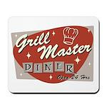 Grill Master Retro Mousepad