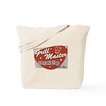 Grill Master Retro Tote Bag