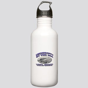 University by the Sea Stainless Water Bottle 1.0L
