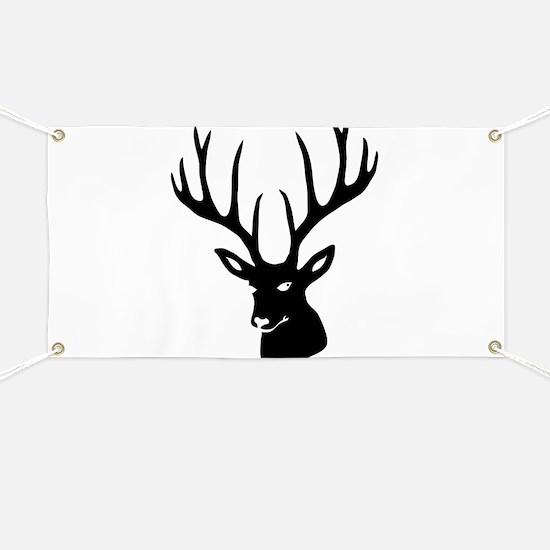 Unique Stag Banner