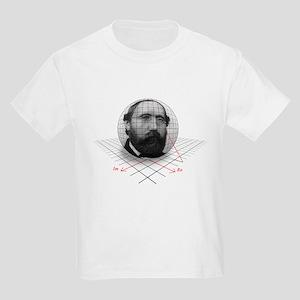 Riemann Sphere Kids Light T-Shirt