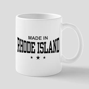 Made In Rhode Island Mug