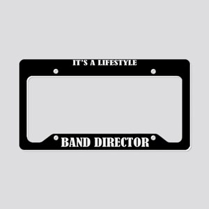 Band Director License Frame Holder Gift