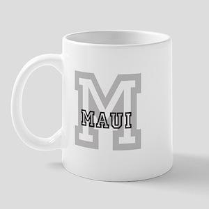Letter M: Maui Mug