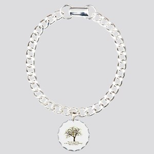 The Art Of Teaching Charm Bracelet, One Charm
