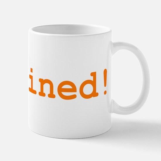 Sustained Mug