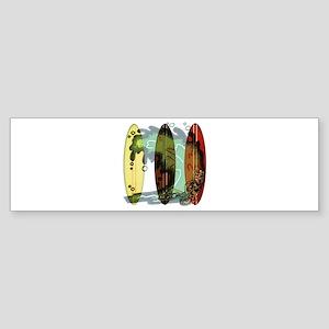 Surf's Up Sticker (Bumper)