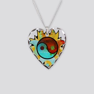 Catalyst Necklace Heart Charm