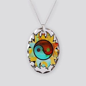 Catalyst Necklace Oval Charm