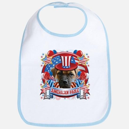American Pride Bull Mastiff Bib