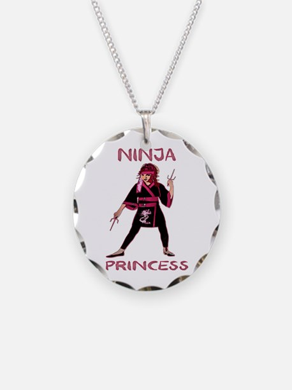 Ninja Princess Necklace
