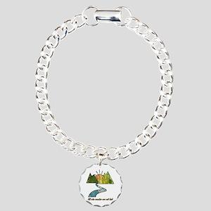 Wander Charm Bracelet, One Charm