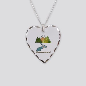 Wander Necklace Heart Charm