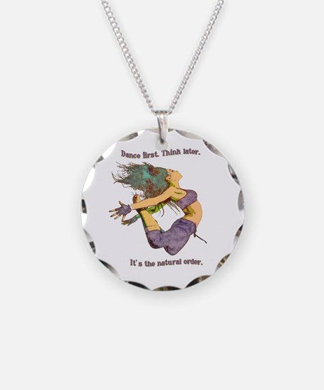 Dance Now Necklace