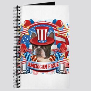 American Pride Boston Terrier Journal