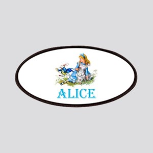 ALICE IN WONDERLAND - BLUE Patches