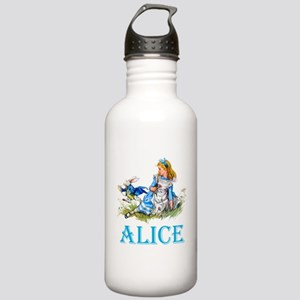 ALICE IN WONDERLAND - Stainless Water Bottle 1.0L