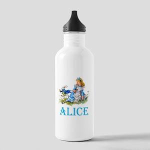 ALICE IN WONDERLAND - Stainless Water Bottle 1.0L