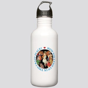 THIS CRAZY PLACE Stainless Water Bottle 1.0L