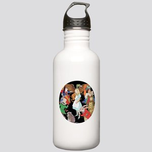 ALICE AND FRIENDS Stainless Water Bottle 1.0L
