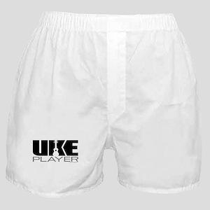 Uke Player Boxer Shorts