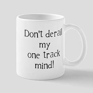 one track mind Mug