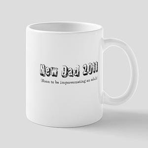 Funny Dad - Impersonating an Mug