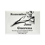 Remember Jose Rectangle Magnet (10 pack)