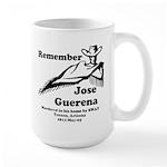 Remember Jose Large Mug