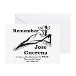 Remember Jose Greeting Cards (Pk of 10)