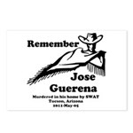 Remember Jose Postcards (Package of 8)