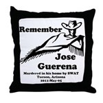 Remember Jose Throw Pillow