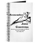 Remember Jose Journal