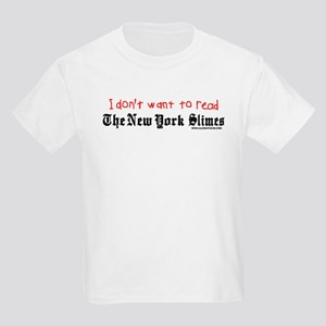 The New York Slimes Kids T-Shirt