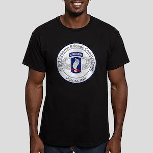 173rd Airborne Men's Fitted T-Shirt (dark)