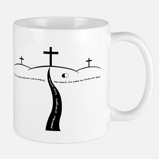 Unique Jesus the way and the truth and the life Mug