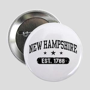 """New Hampshire 2.25"""" Button"""