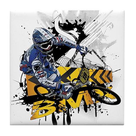 BMX Underground Tile Coaster