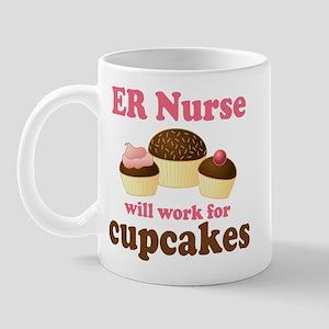 Funny ER Nurse Mug