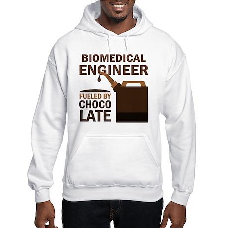 Funny Biomedical Engineer Hooded Sweatshirt