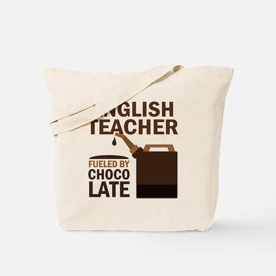 Funny English Teacher Tote Bag