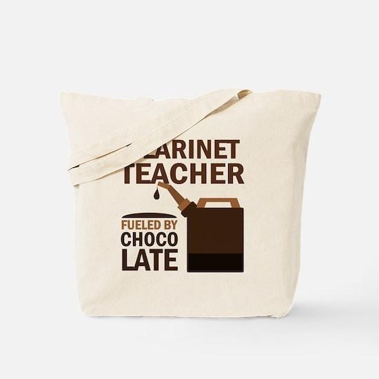Funny Clarinet Teacher Tote Bag