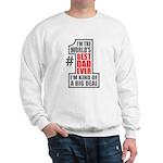 World's Best Dad Sweatshirt