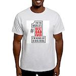 World's Best Dad Light T-Shirt