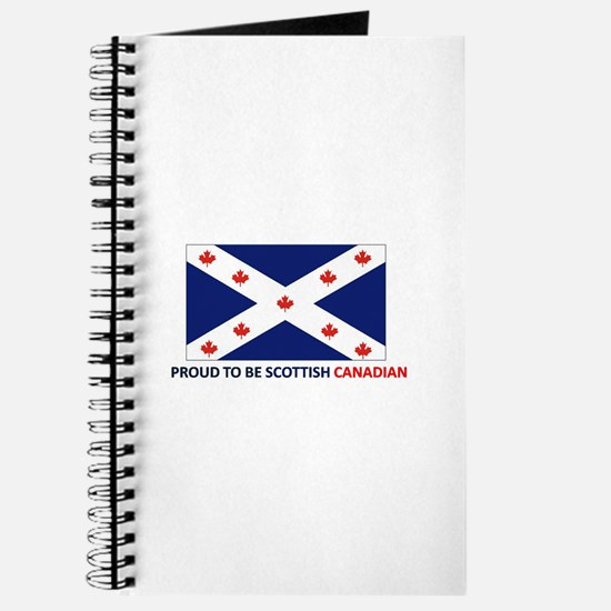 Proud to be Scottish Canadian Journal
